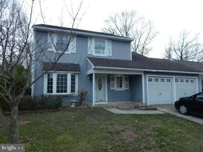 116 Edward Drive, Swedesboro, NJ 08085 - #: NJGL256954