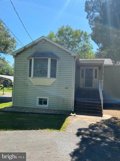 1405 N Tuckahoe Road, Williamstown, NJ 08094 - MLS#: NJGL260152