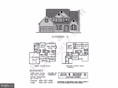 33 Riviera Drive, West Deptford, NJ 08096 - MLS#: NJGL263314