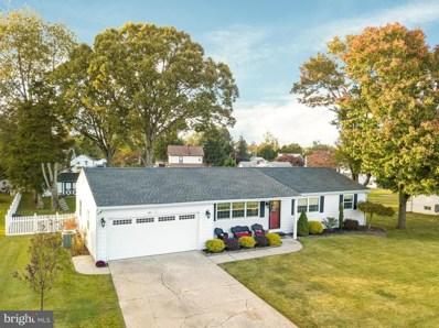 283 Green Terrace, Clarksboro, NJ 08020 - MLS#: NJGL266040
