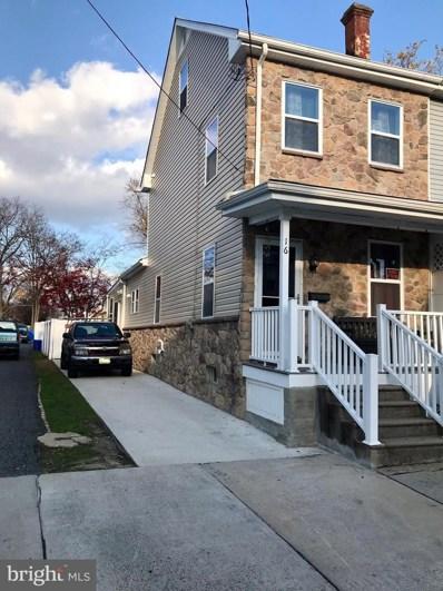16 Walnut Street, Woodbury, NJ 08096 - #: NJGL268688