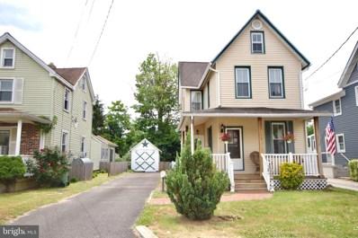 124 Franklin Street, Swedesboro, NJ 08085 - #: NJGL276306