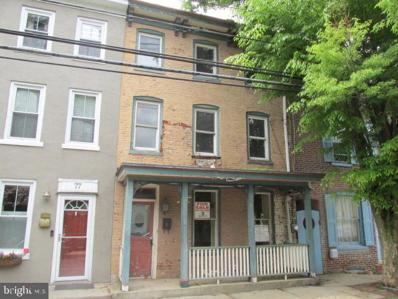 75 S Main Street, Lambertville, NJ 08530 - #: NJHT107110