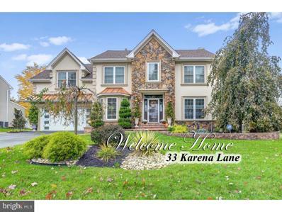 33 Karena Lane, Lawrenceville, NJ 08648 - MLS#: NJME100516