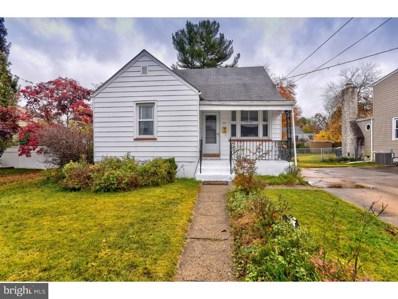 352 Redwood Avenue, Hamilton Township, NJ 08610 - MLS#: NJME100546