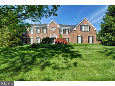 38 Millbrook Drive, Princeton Junction, NJ 08550 - MLS#: NJME146508