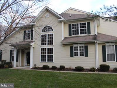 5 Tudor Way, Princeton Junction, NJ 08550 - MLS#: NJME187672