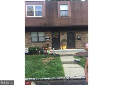 207 Silver Court, Hamilton Township, NJ 08619 - #: NJME2000055