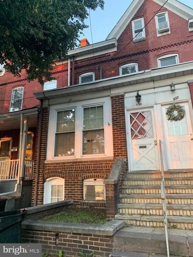 930 Lamberton Street, Trenton, NJ 08611 - #: NJME2000248