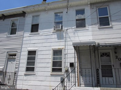 18 Ingleton Street, Trenton, NJ 08611 - #: NJME2000254