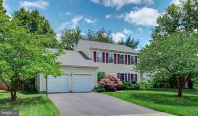 4 Hedgecroft Drive, Pennington, NJ 08534 - #: NJME2001338