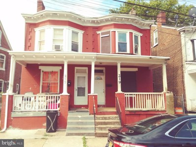 219 Rosemont Avenue, Trenton, NJ 08618 - #: NJME2001356