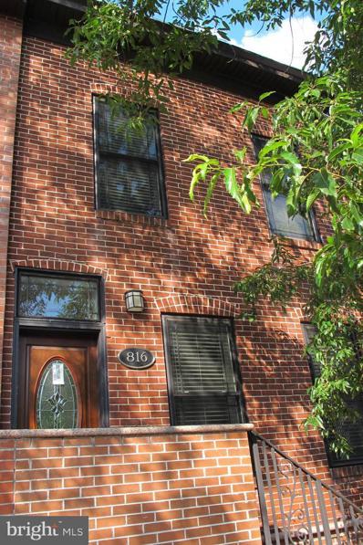 816 Spruce Street, Trenton, NJ 08638 - #: NJME2001400