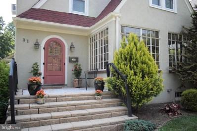 31 Markham Road, Princeton, NJ 08540 - #: NJME2001516