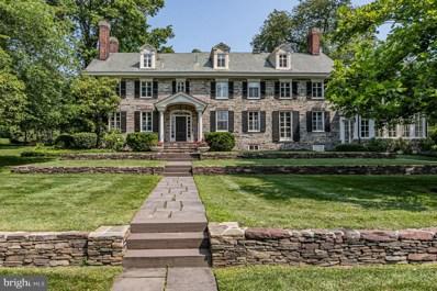 4370 Province Line Road, Princeton, NJ 08540 - #: NJME2001544