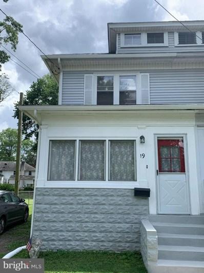 19 Woodland Avenue, Ewing, NJ 08638 - #: NJME2001858