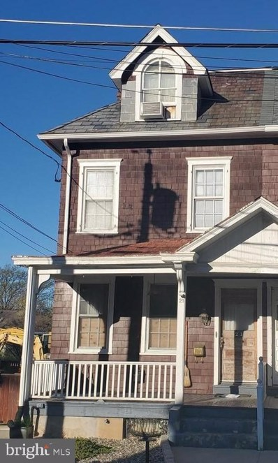 21 Humbert Street, Princeton, NJ 08542 - #: NJME2002346