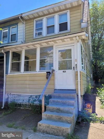 431 S Logan Avenue, Trenton, NJ 08629 - #: NJME2002430
