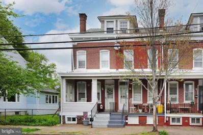 1540 S Clinton Avenue, Trenton, NJ 08610 - #: NJME2003050