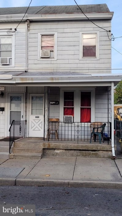 909 Beatty Street, Trenton, NJ 08611 - #: NJME2003828