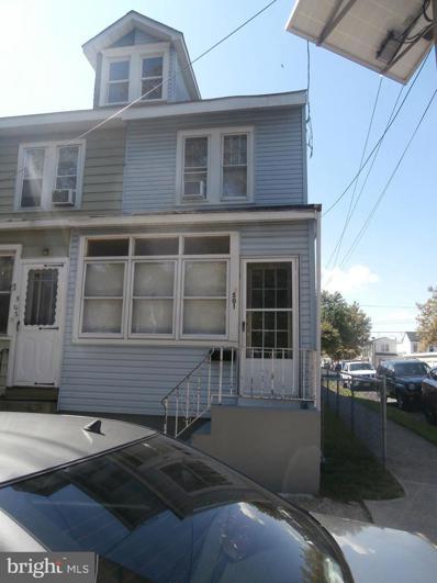 501 Woodland Street, Trenton, NJ 08610 - #: NJME2004840