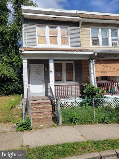 94 Vine Street, Trenton, NJ 08638 - #: NJME2005338