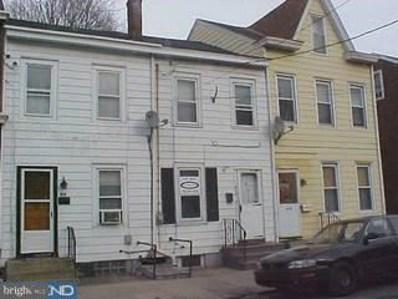 416 Franklin Street, Trenton, NJ 08611 - #: NJME2006024