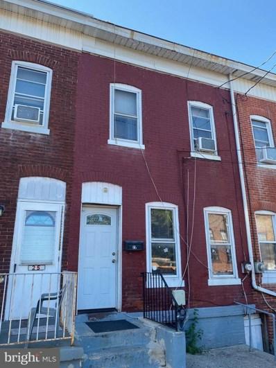 23 Swan Street, Trenton, NJ 08611 - #: NJME2006028