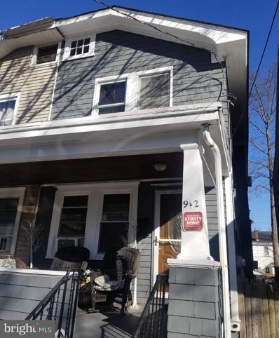 942 Melrose Avenue, Trenton, NJ 08629 - #: NJME2006110
