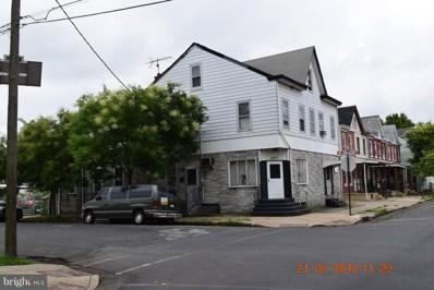 457 Emory, Trenton, NJ 08611 - MLS#: NJME202048