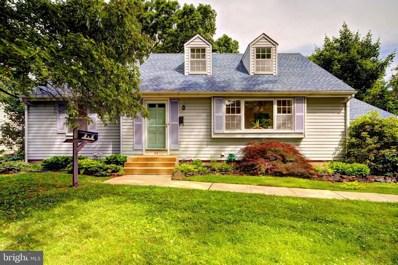 62 Taylor Terrace, Hopewell, NJ 08525 - #: NJME266554