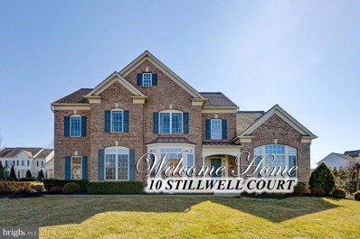 10 Stillwell Court, Robbinsville, NJ 08691 - MLS#: NJME266682