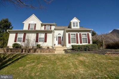 205 Ivanhoe Drive, Robbinsville, NJ 08691 - MLS#: NJME266786