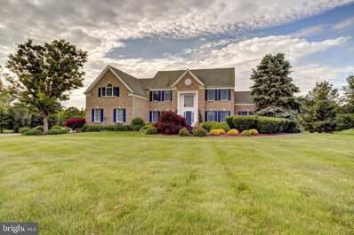 4 Hunters Ridge Drive, Pennington, NJ 08534 - MLS#: NJME276324