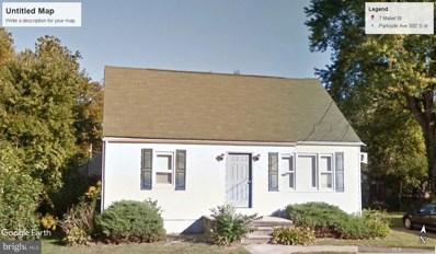 200 Upland, Ewing, NJ 08638 - #: NJME276788