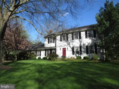 13 Hopkins Drive, Lawrenceville, NJ 08648 - MLS#: NJME277528