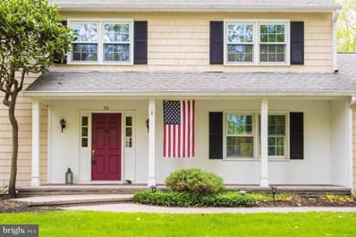 20 Lorrie Lane, Princeton Junction, NJ 08550 - #: NJME277830