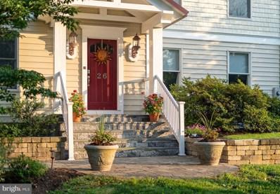 26 E Welling Avenue, Pennington, NJ 08534 - #: NJME282496