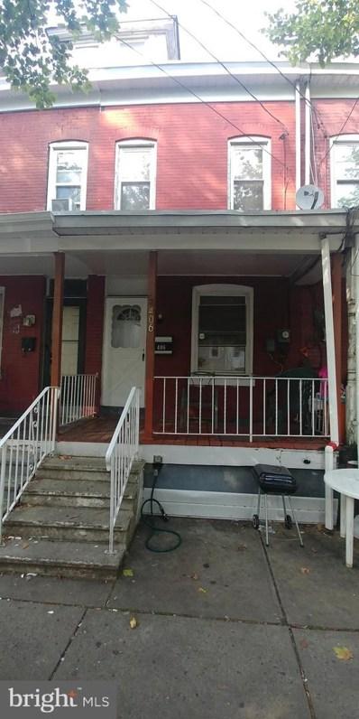 406 Stuyvesant Avenue, Trenton, NJ 08618 - #: NJME282564
