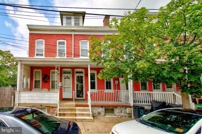 21 Barnt Avenue, Trenton, NJ 08611 - #: NJME282896