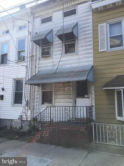 23 Butler Street, Trenton, NJ 08611 - MLS#: NJME283102