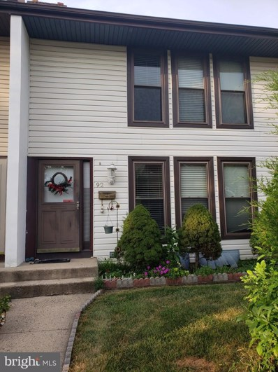 92 Danbury Court, Hightstown, NJ 08520 - #: NJME284062