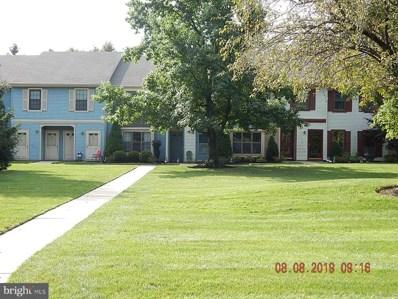 100 Wyndham Place UNIT 100, Robbinsville, NJ 08691 - #: NJME284470