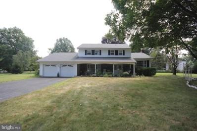9 Wood Hollow Road, Princeton Junction, NJ 08550 - #: NJME284528