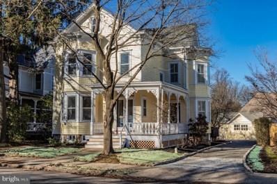25 E Delaware Avenue, Pennington, NJ 08534 - #: NJME285228