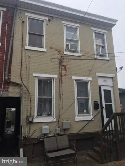 116 Turpin Street, Trenton, NJ 08611 - #: NJME286676