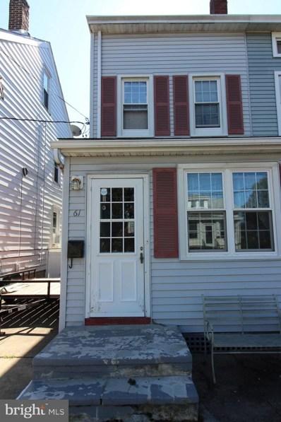 61 Lafayette, Hamilton, NJ 08610 - #: NJME286714
