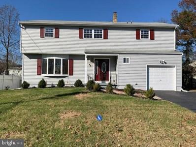 40 Tudor Drive, Hamilton, NJ 08690 - #: NJME288382