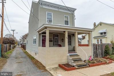 16 Bismarck Avenue, Trenton, NJ 08629 - #: NJME288538