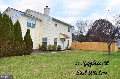 21 Spyglass Court, Hightstown, NJ 08520 - #: NJME288870